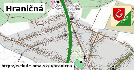 ilustrácia k Hraničná, Sekule - 0,99km