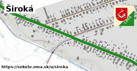ilustrácia k Široká, Sekule - 0,85km