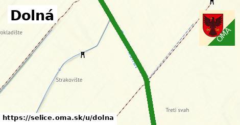 ilustrácia k Dolná, Selice - 2,7km