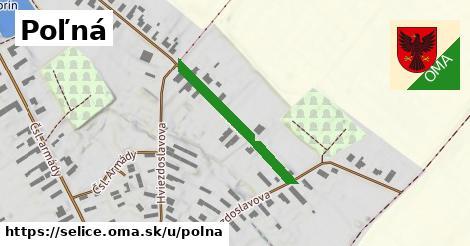ilustrácia k Poľná, Selice - 263m