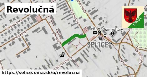 ilustrácia k Revolučná, Selice - 139m