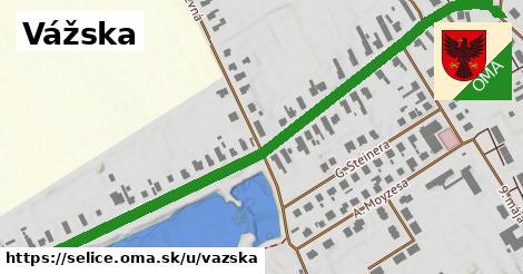 ilustrácia k Vážska, Selice - 0,81km