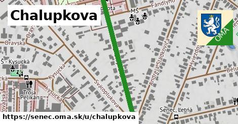 ilustrácia k Chalupkova, Senec - 411m