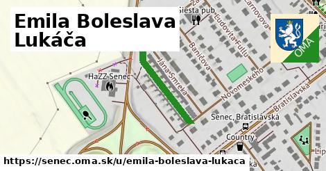 ilustrácia k Emila Boleslava Lukáča, Senec - 226m