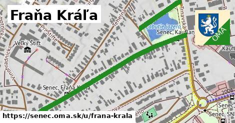 ilustrácia k Fraňa Kráľa, Senec - 0,74km