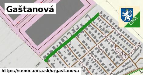 ilustrácia k Gaštanová, Senec - 404m