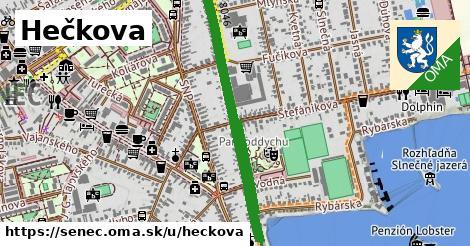 ilustrácia k Hečkova, Senec - 1,08km