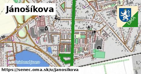 ilustrácia k Jánošíkova, Senec - 1,12km