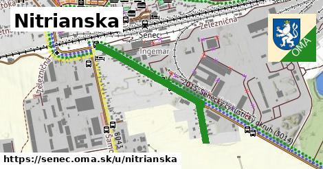 ilustrácia k Nitrianska, Senec - 0,78km