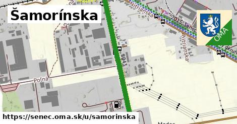 ilustrácia k Šamorínska, Senec - 0,90km