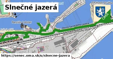 ilustrácia k Slnečné jazerá, Senec - 1,18km