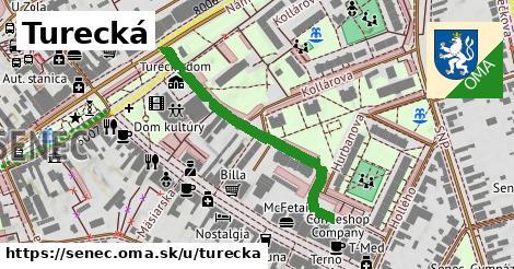 ilustrácia k Turecká, Senec - 381m