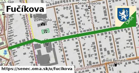 ilustrácia k Fučíkova, Senec - 680m