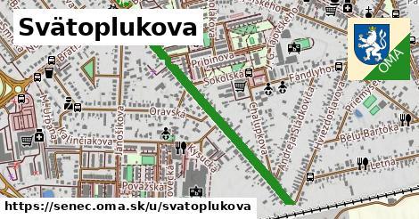 ilustrácia k Svätoplukova, Senec - 0,89km