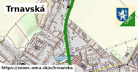 ilustrácia k Trnavská, Senec - 0,95km