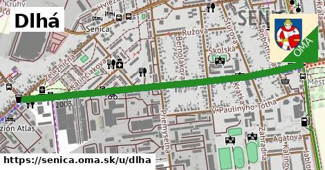 ilustrácia k Dlhá, Senica - 1,30km