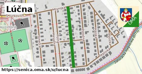 ilustrácia k Lúčna, Senica - 321m