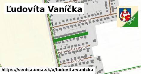 ilustračný obrázok k Ľudovíta Vaníčka, Senica