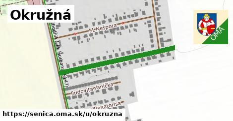 ilustrácia k Okružná, Senica - 378m