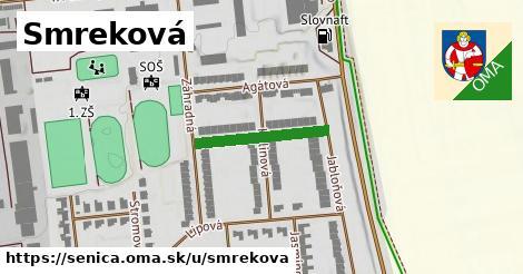 ilustrácia k Smreková, Senica - 192m
