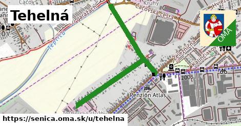 ilustrácia k Tehelná, Senica - 1,03km