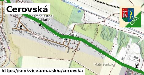 ilustračný obrázok k Cerovská, Šenkvice