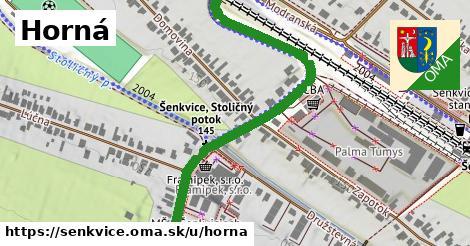 ilustrácia k Horná, Šenkvice - 668m
