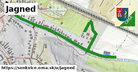ilustrácia k Jagned, Šenkvice - 0,89km