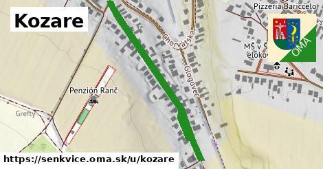 ilustračný obrázok k Kozare, Šenkvice