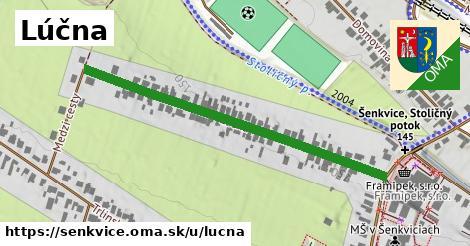 ilustrácia k Lúčna, Šenkvice - 449m