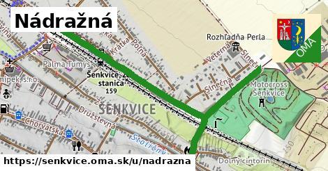 ilustrácia k Nádražná, Šenkvice - 1,32km
