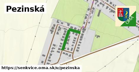 ilustrácia k Pezinská, Šenkvice - 177m