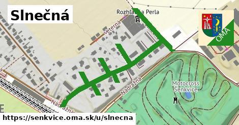 ilustračný obrázok k Slnečná, Šenkvice