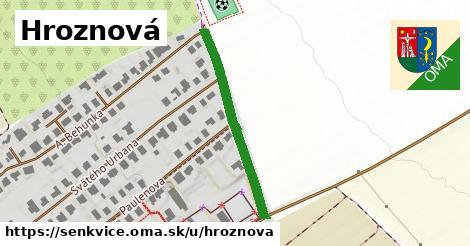 ilustrácia k Hroznová, Šenkvice - 313m
