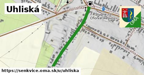 ilustrácia k Uhliská, Šenkvice - 362m