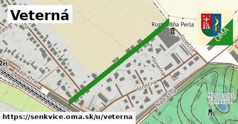 ilustrácia k Veterná, Šenkvice - 405m