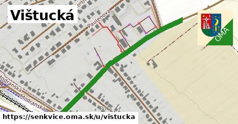 ilustračný obrázok k Vištucká, Šenkvice