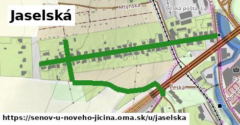 ilustrácia k Jaselská, Šenov u Nového Jičína - 0,99km