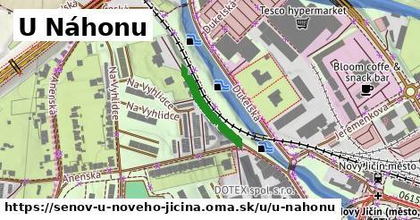 ilustrácia k U Náhonu, Šenov u Nového Jičína - 166m