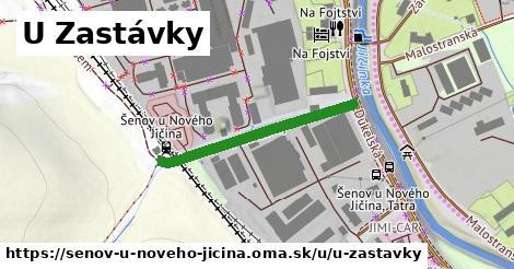 ilustrácia k U Zastávky, Šenov u Nového Jičína - 296m