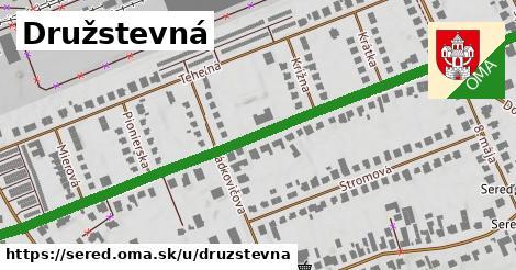 ilustrácia k Družstevná, Sereď - 0,85km