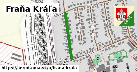 ilustrácia k Fraňa Kráľa, Sereď - 265m
