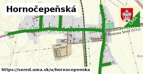 ilustrácia k Hornočepenská, Sereď - 2,5km