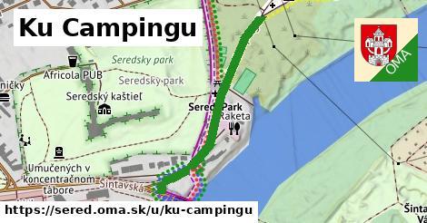 ilustrácia k Ku Campingu, Sereď - 373m