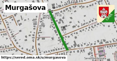ilustrácia k Murgašova, Sereď - 277m