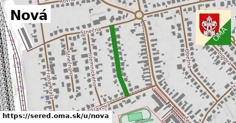 ilustrácia k Nová, Sereď - 235m