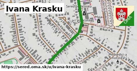 ilustrácia k Ivana Krasku, Sereď - 510m