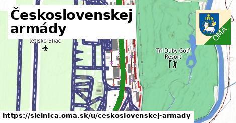 ilustrácia k Československej armády, Sielnica - 2,2km
