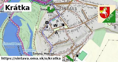 ilustrácia k Krátka, Šintava - 242m