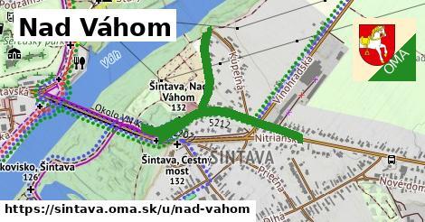 ilustrácia k Nad Váhom, Šintava - 1,03km